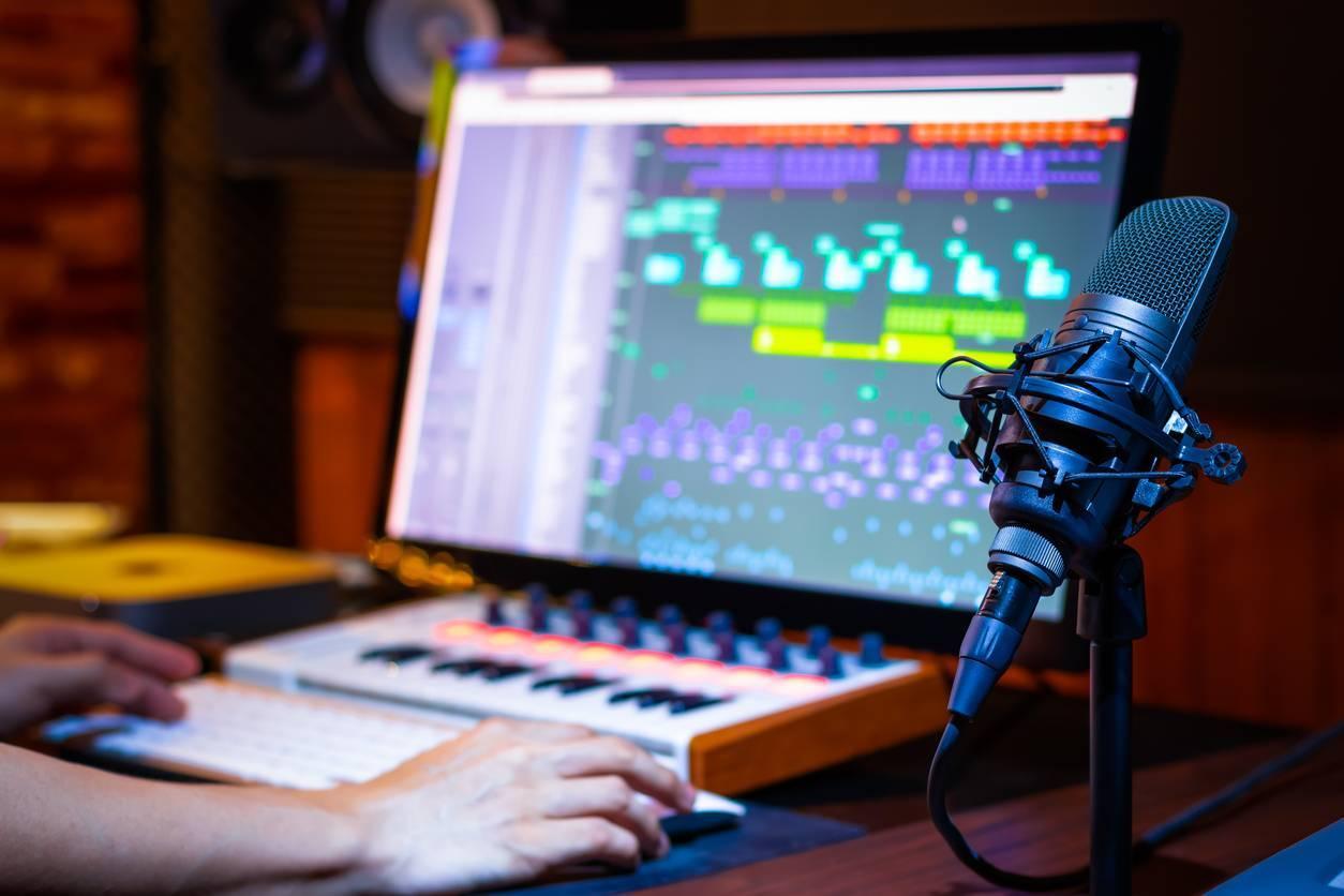 Mixage audio